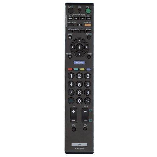 Пульт ДУ Huayu RM-ED011 / ED011W для телевизоров Sony KDL-26V4500/KDL-32E4000/KDL-32V4500/KDL-32W4000/KDL-32W4000K/KDL-37V4500 черный