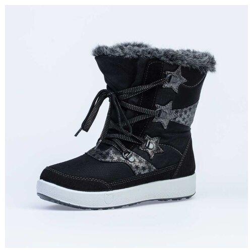 Ботинки КОТОФЕЙ размер 34, 42 черный ботинки котофей размер 34 черный