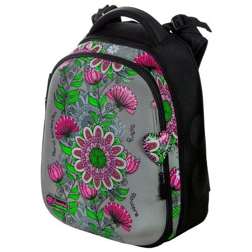 Купить Hummingbird Рюкзак Floral Sensation (T89), черный / серый, Рюкзаки, ранцы