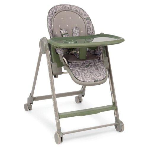 Стульчик для кормления Happy Baby Berny V2 flora стул для кормления happy baby berny basic beige