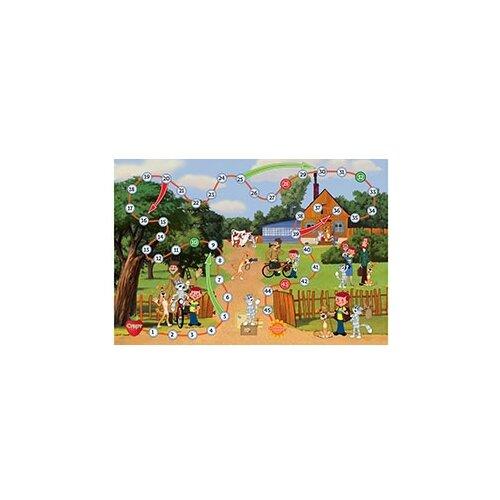 Настольная игра Рыжий кот Союзмультфильм. Простоквашино ИН-5017
