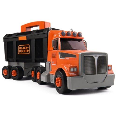 Купить Smoby Грузовик с инструментами Black&Decker Bricolo Truck (360175), Детские наборы инструментов