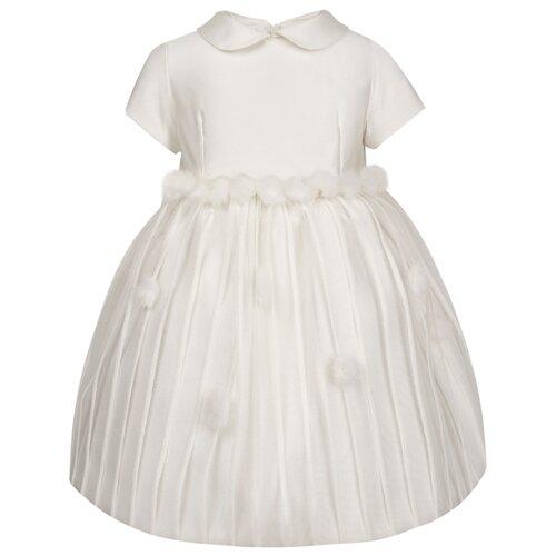 Платье ColoriChiari размер 86, кремовый