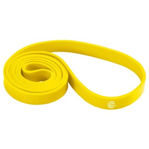 Эспандер лента Lite Weights 0820LW 208 х 1.7 см желтый