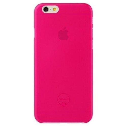 Чехол-накладка Ozaki OC555 для Apple iPhone 6/iPhone 6S розовый