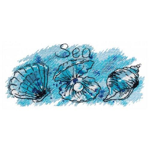 Овен Набор для вышивания Овен Жемчужина моря 17 х 8 см 1070
