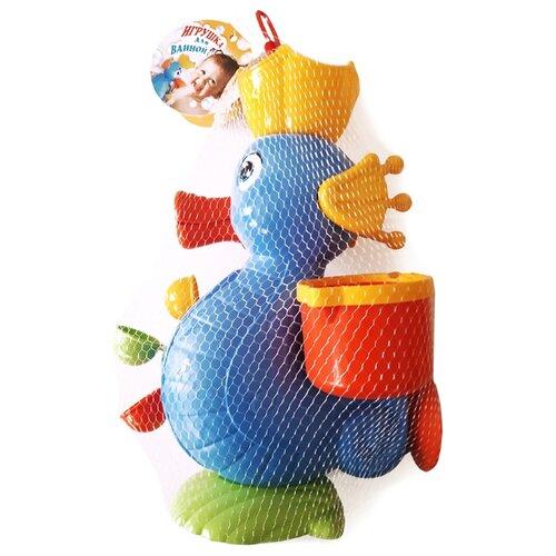 Купить Игрушка для ванны Морской конек №1, Биплант, Игрушки для ванной