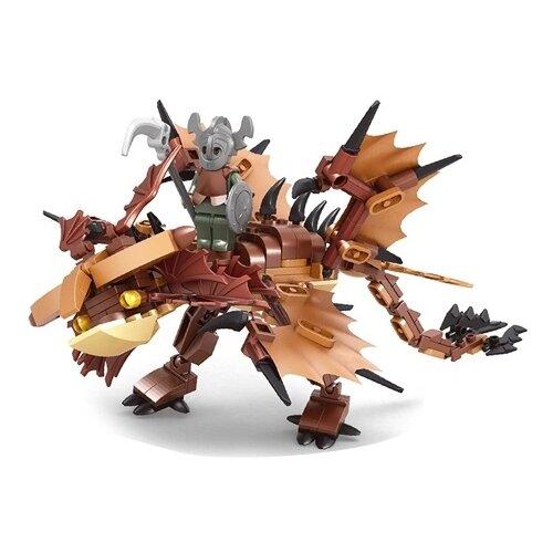 Купить Конструктор Ausini Dragon Pirates 27615 Дракон, Конструкторы