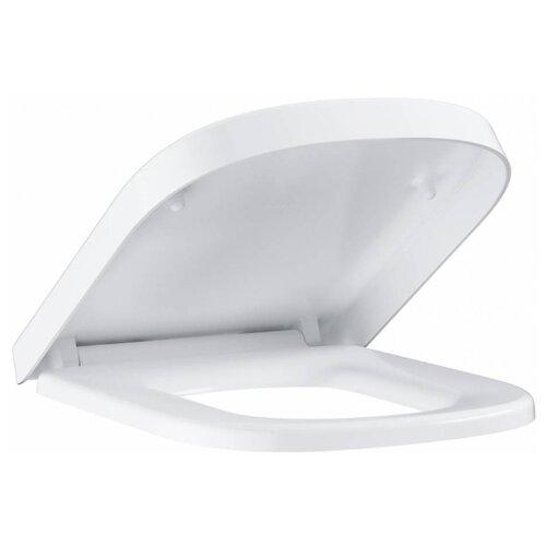 Крышка-сиденье для унитаза Grohe Euro Ceramic 39330001 альпин-белый крышка сиденье для унитаза grohe euro ceramic 39493000