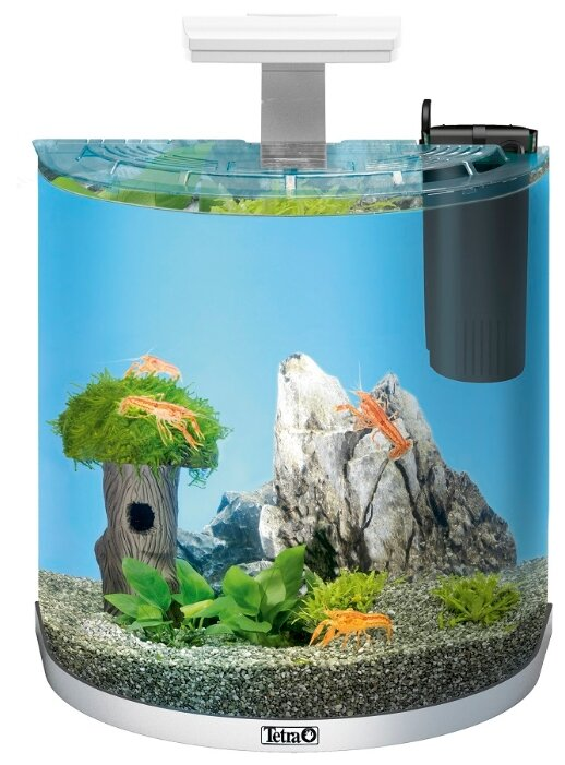 Аквариумный набор 30 л Tetra AquaArt LED Explorer Line Crayfish