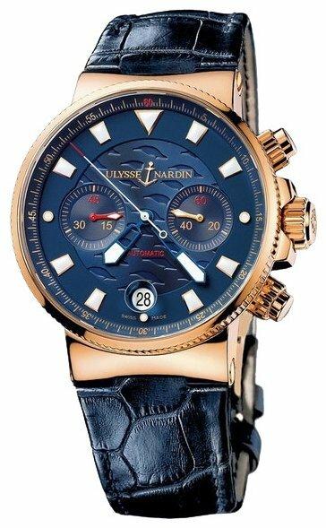 Наручные часы Ulysse Nardin 356-68LE