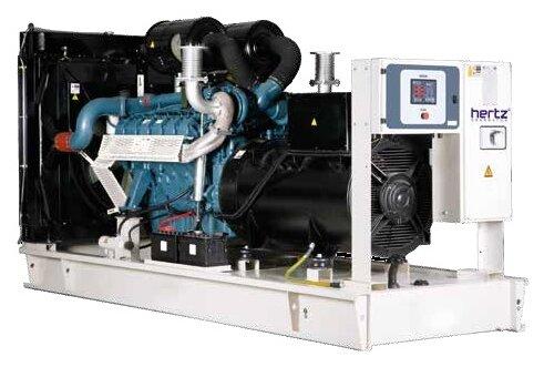Дизельный генератор Hertz HG704DC (510000 Вт)