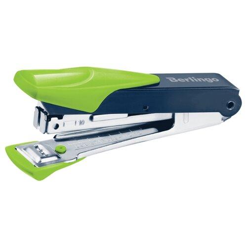 Купить Berlingo Степлер Power TX для скоб №10 зелeный, Степлеры, скобы, антистеплеры