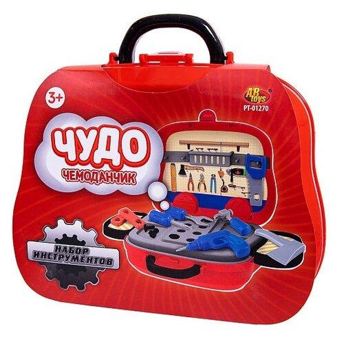 Купить ABtoys Набор инструментов Чудо-чемоданчик PT-01270, Детские наборы инструментов