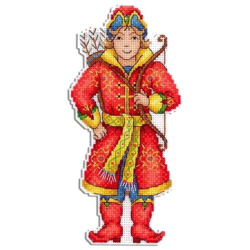 Купить Жар-птица набор для вышивания Царевич Иванушка 10 х 20 см (Р-463), Наборы для вышивания