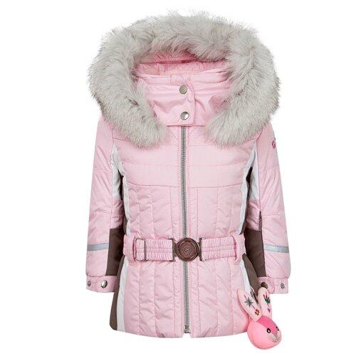 Фото - Куртка Poivre Blanc размер 86, розовый куртка poivre blanc размер 128 true blue multi