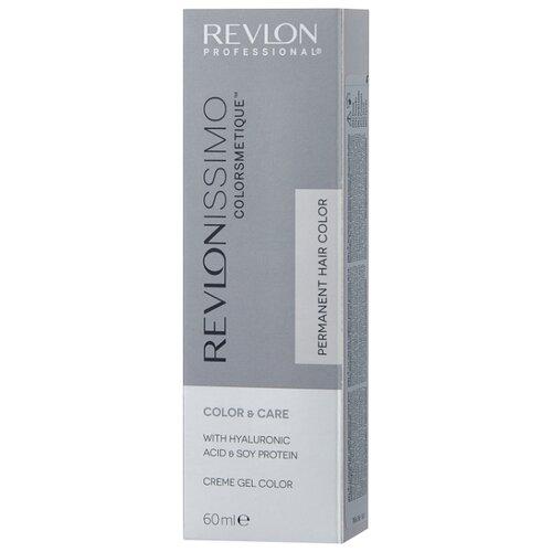 Revlon Professional Revlonissimo Colorsmetique стойкая краска для волос, 60 мл, 66.40 темный блондин насыщенно-медный