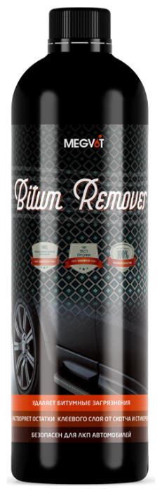 Очиститель кузова Megvit от битума и реагентной пленки Bitum Remover, 0.5 л
