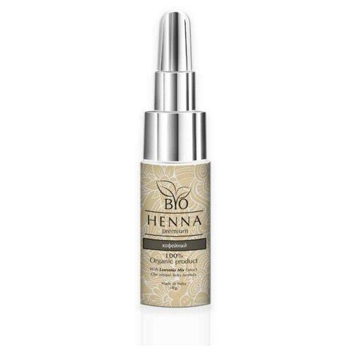 Bio Henna Хна для бровей во флаконе, 10 г кофейный bio henna скраб пилинг для бровей soft peeling
