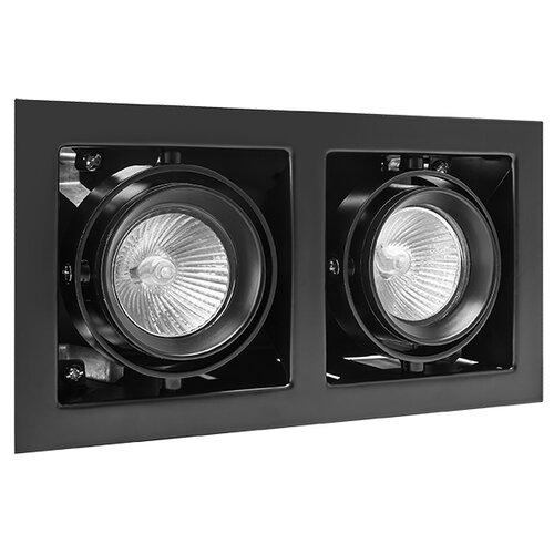 Встраиваемый светильник Lightstar CARDANO 214028 встраиваемый светильник lightstar i61609