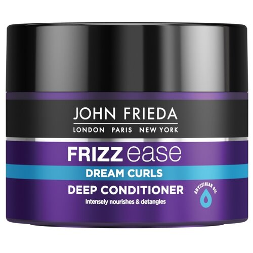 John Frieda Frizz-Ease Dream Curls Питательная маска для вьющихся волос, 250 мл