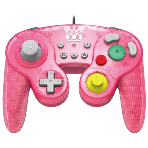 Геймпад HORI Battle Pad Peach розовый
