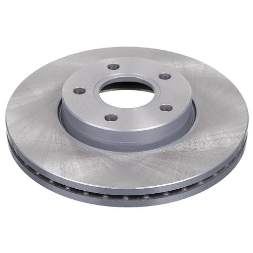 Комплект тормозных дисков передний Febi 24565 278x25 для Ford, Volvo (2 шт.) комплект тормозных дисков передний febi 31767 241x19 для hyundai accent 2 шт