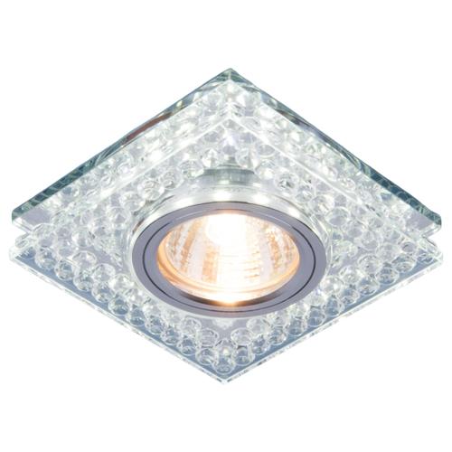 Встраиваемый светильник Elektrostandard 8391 MR16 CL/SL электростандарт светильник точечный 206 mr16 gd cl золото прозрачный