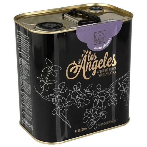 Nuestra Senora de los Angeles Масло оливковое Arbequina Extra Virgin, жестяная банка 2.5 л платье marciano los angeles marciano los angeles ma176ewcfor2