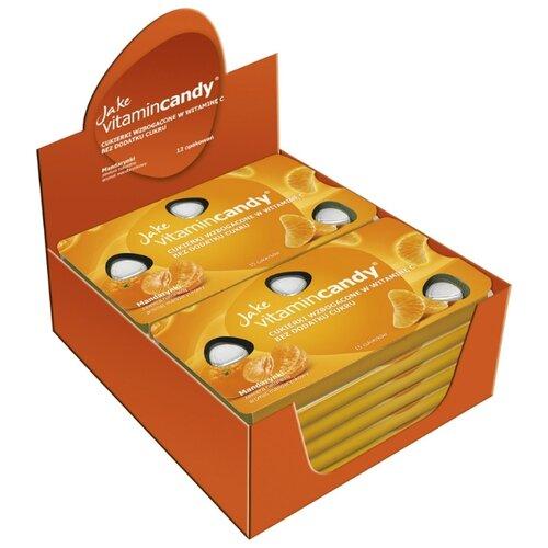 Леденцы Jake vitamincandy Мандарин 12 шт. jake dyer colemans diary