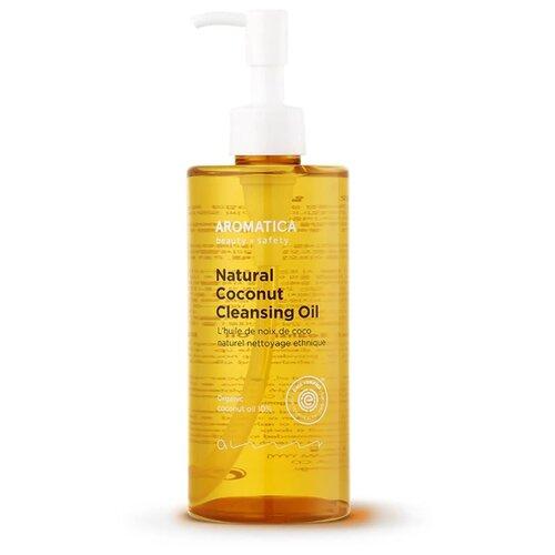Aromatica натуральное кокосовое очищающее масло, 300 мл