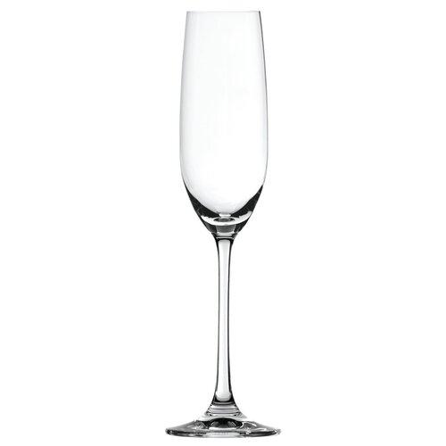 Spiegelau Набор бокалов для шампанского Salute Champagne Glass 4720175 4 шт. 210 мл бесцветный