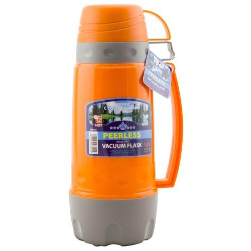 Классический термос Peerless PEE100 (1 л) оранжевый