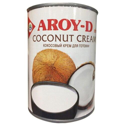 Aroy-D Крем кокосовый 85%, 560 мл