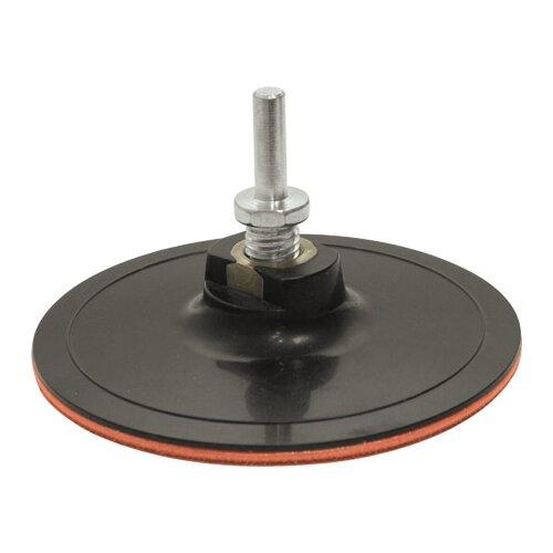 Опорная тарелка FIT 39625 125 мм опорная тарелка зубр мастер d 125mm 35782 125