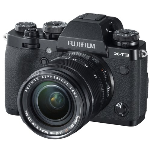 Фотоаппарат Fujifilm X-T3 Kit черный Fujinon XF 18-55mm F2.8-4 R LM OIS
