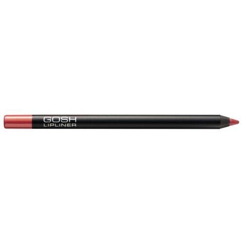 GOSH Карандаш для губ Velvet Touch 007 Pink Pleasure карандаш для губ gosh gosh go025lwbckq6
