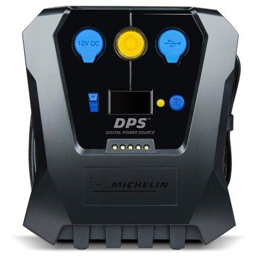 Автомобильный компрессор MICHELIN 12266 черный