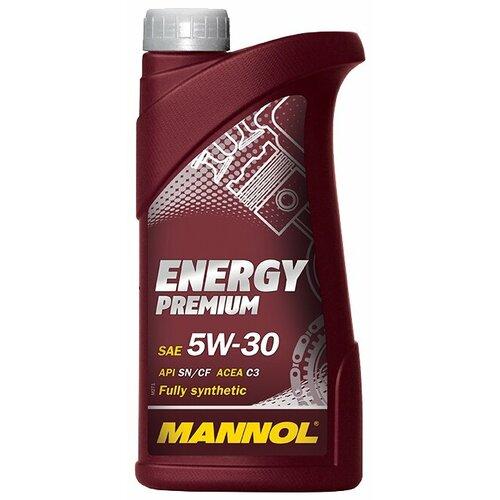 Фото - Синтетическое моторное масло Mannol Energy Premium 5W-30 1 л минеральное моторное масло mannol outboard universal 1 л