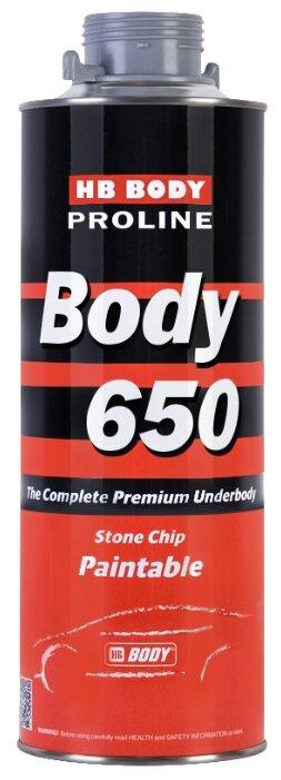 Жидкий антигравий HB BODY Body 650