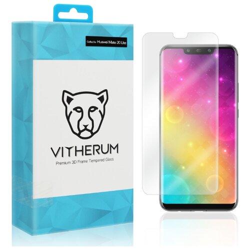 Купить Защитное стекло Vitherum AQUA Premium 3D Curved Full Transparent Tempered Glass для Huawei Mate 20 Lite прозрачный