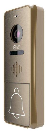 Вызывная (звонковая) панель на дверь CTV D4000FHD бронза