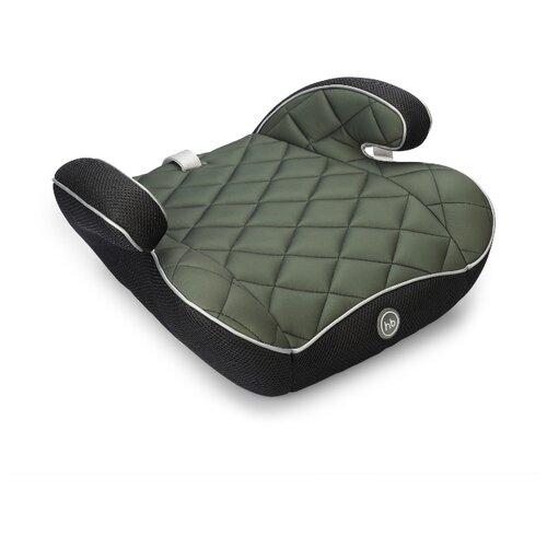 Купить Бустер группа 2/3 (15-36 кг) Happy Baby Booster Rider, dark green, Автокресла