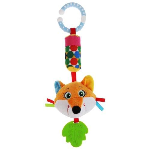 Купить Подвесная игрушка Умка Хитрая лисичка (RBT-F4) оранжевый/белый, Подвески