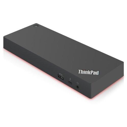 Док-станция Lenovo ThinkPad Thunderbolt 3 workstation dock (40AN0230EU) черный док станция sigma usb dock canon