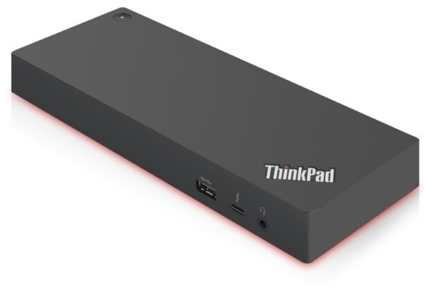 Док-станция Lenovo ThinkPad Thunderbolt 3 workstation dock (40AN0230EU)