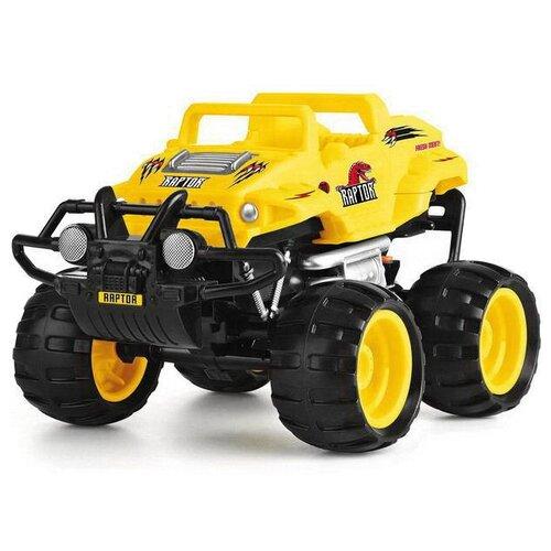 Купить Монстр-трак Toyrific Monster Smash Ups (TY5873x) желтый, Радиоуправляемые игрушки