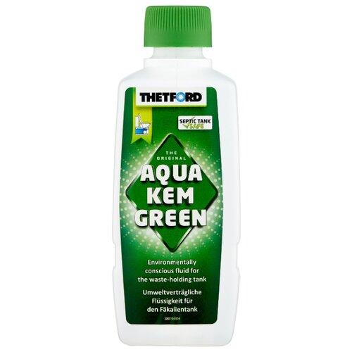 Thetford Туалетная жидкость Aqua Kem Green 0.375 л