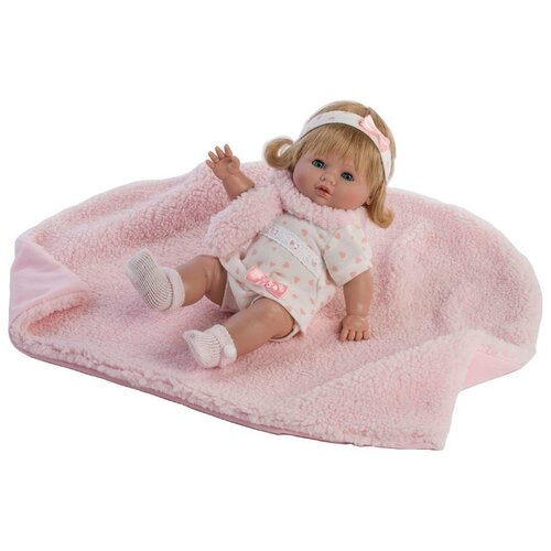 Купить Пупс Munecas Berbesa Baby Chusin, 34 см, 3213R, Куклы и пупсы