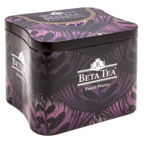 Чай черный Beta Tea Фиолетовая фантазия подарочный набор , 150 г